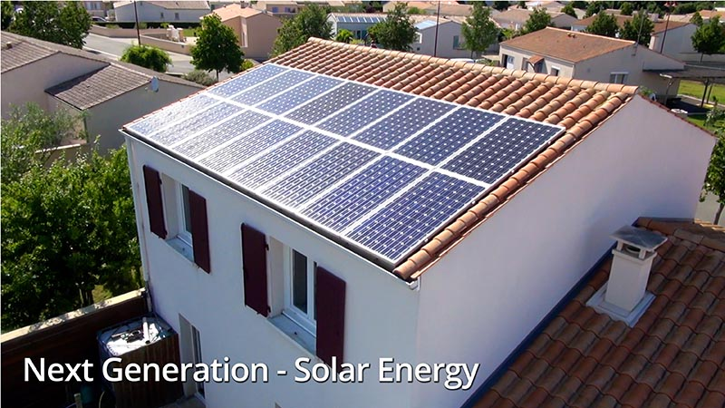Next Generation - Solar Energy