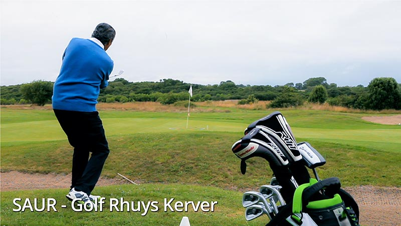 SAUR - Golf Rhuys Kerver