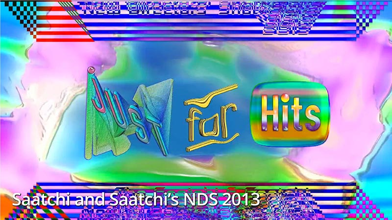 Saatchi and Saatchi's NDS 2013